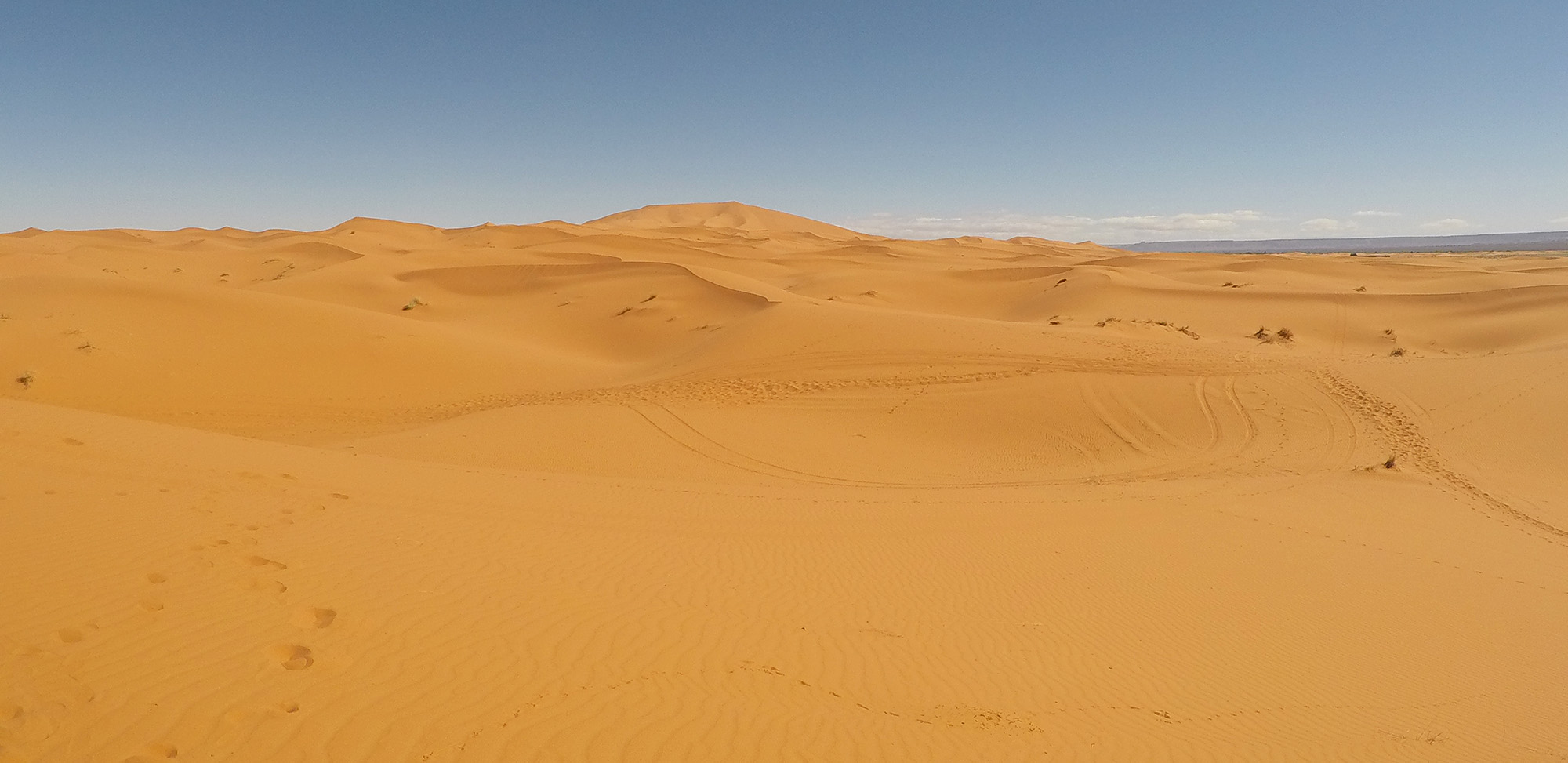 Dunes at MdS