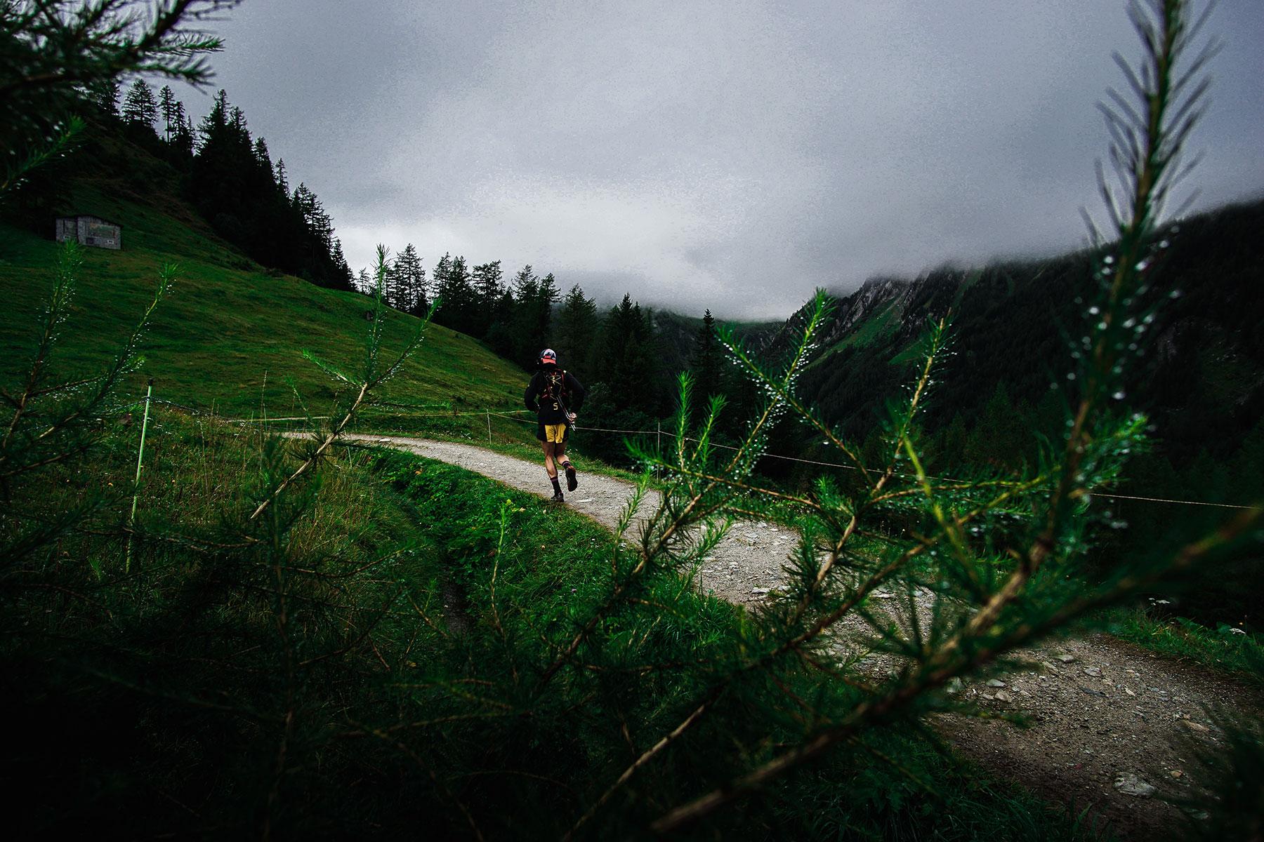 Oltre il limite, trail running
