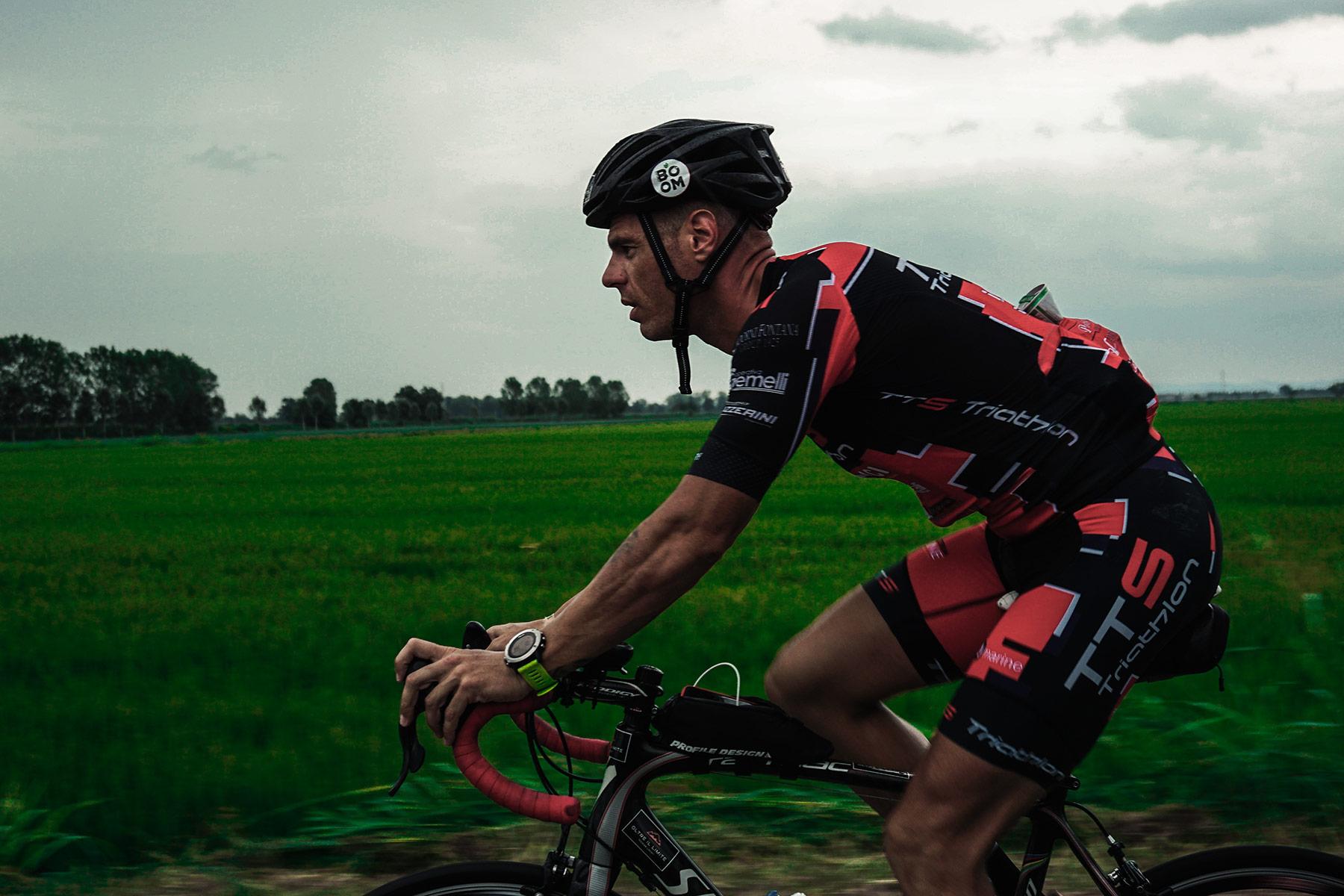 Oltre il limite, bici