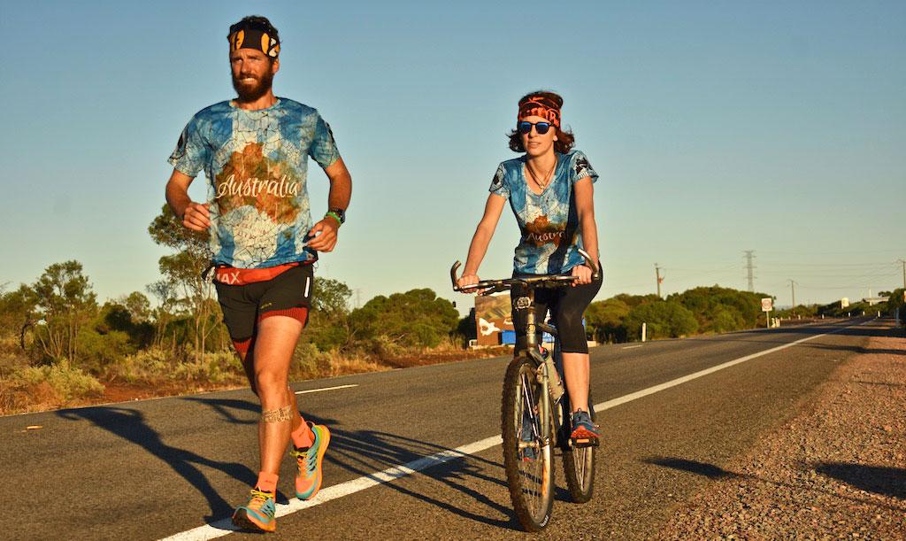 Outback Australia Wild Tee T-shirt